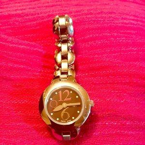 Tissot woman's watch.